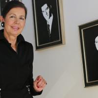 Sabine Sommerkamp-Homann malt auch. Ihre ganze Familie hat sie bereits porträtiert.